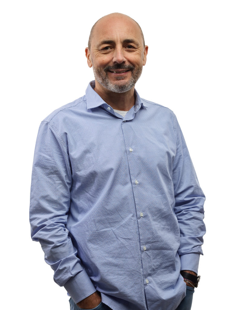 Angelo Suffia<br>Vice-Président du Mouvement Jeunesse