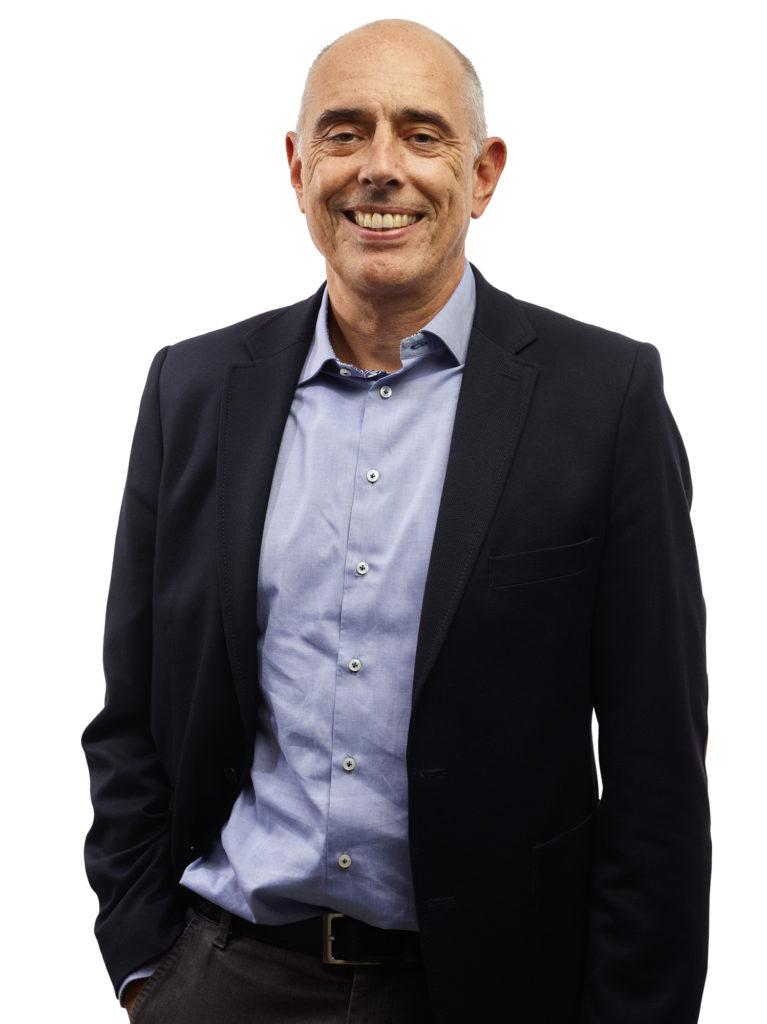 Jean-Luc Bernasconi<br>Vice-Président