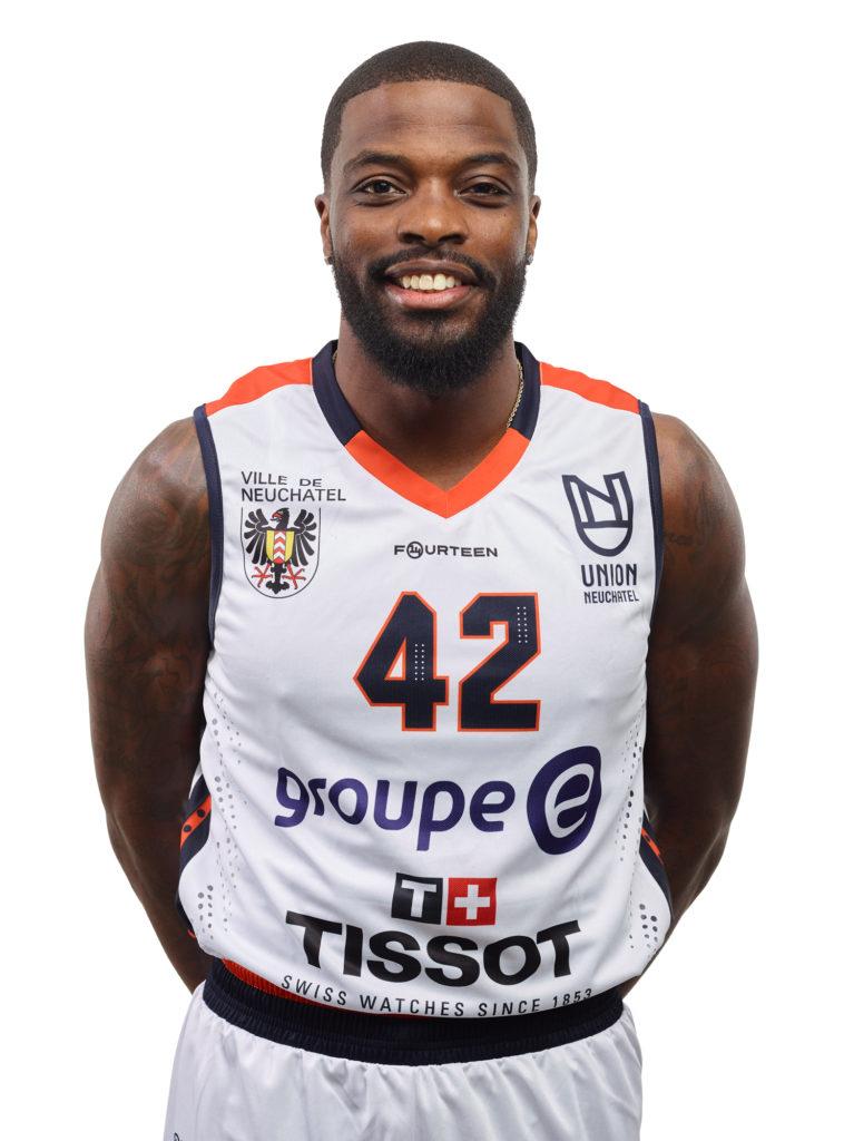 #42 Vernon Taylor